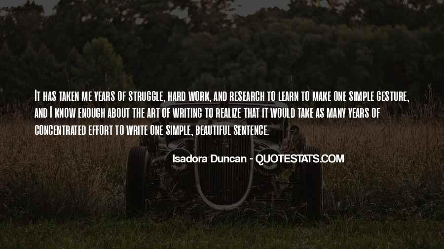 Quotes About Isadora Duncan #5905