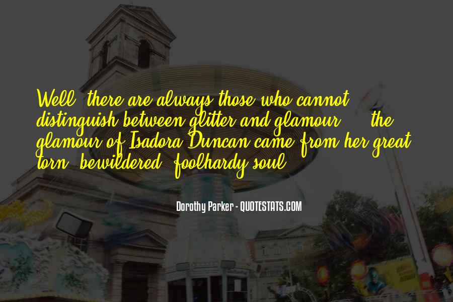 Quotes About Isadora Duncan #924754