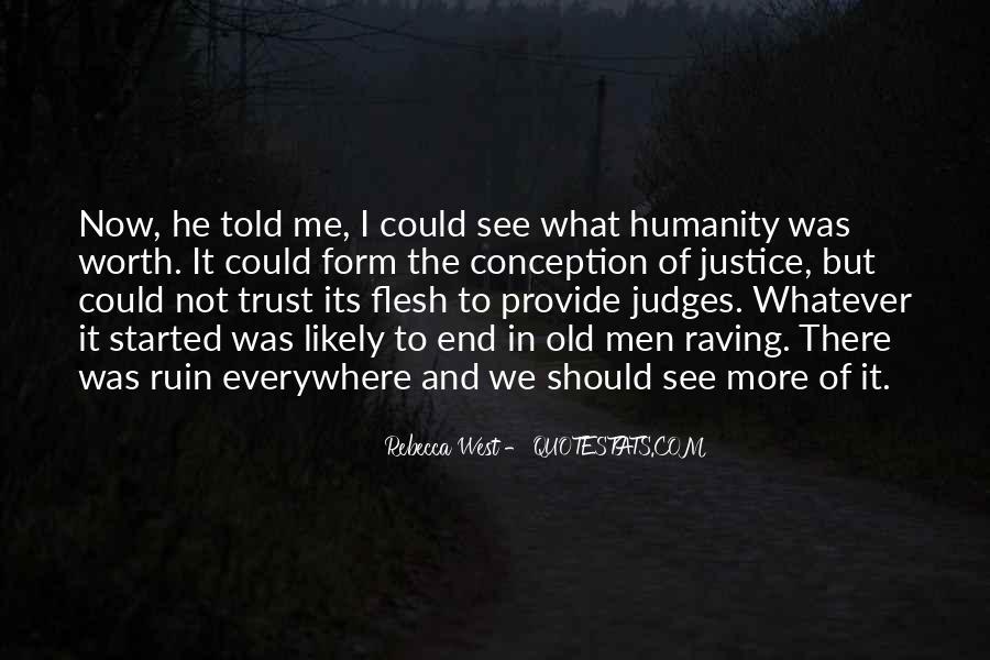 Ruin My Trust Quotes #1878033