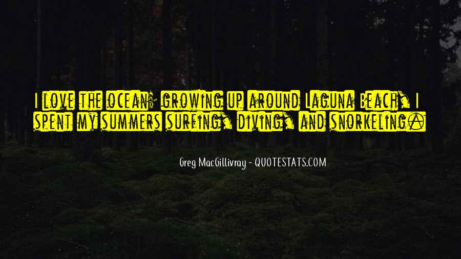 Quotes About Summers At The Beach #557027