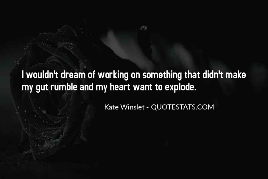 Rumble Quotes #1273493
