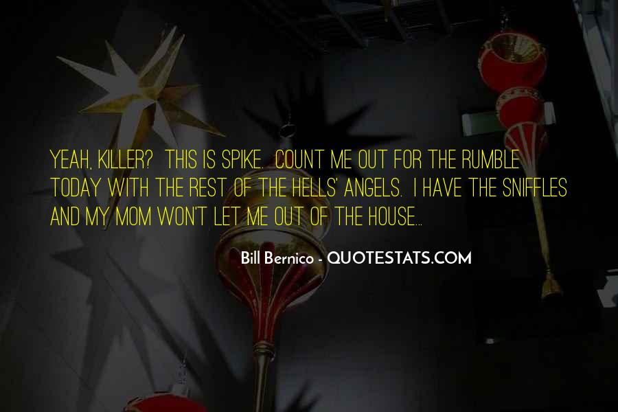 Rumble Quotes #1511004