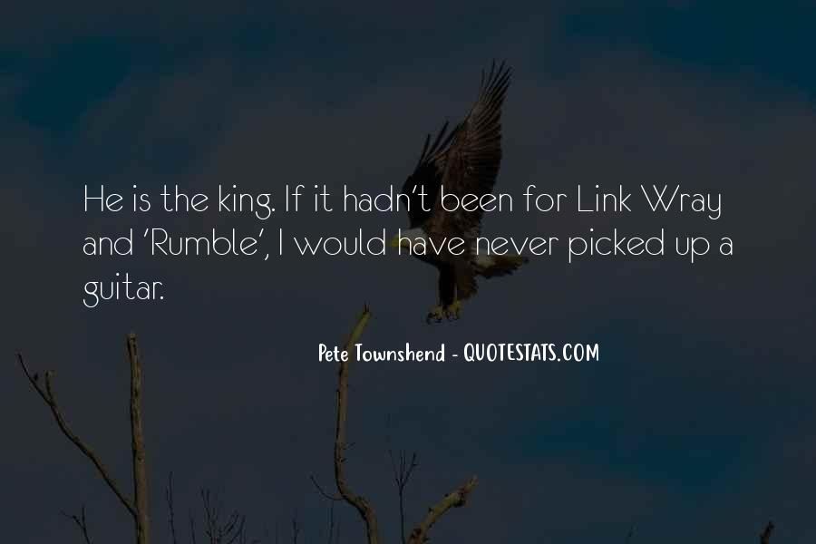 Rumble Quotes #1571401