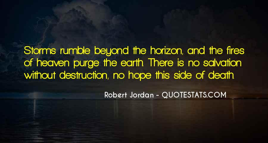 Rumble Quotes #431428