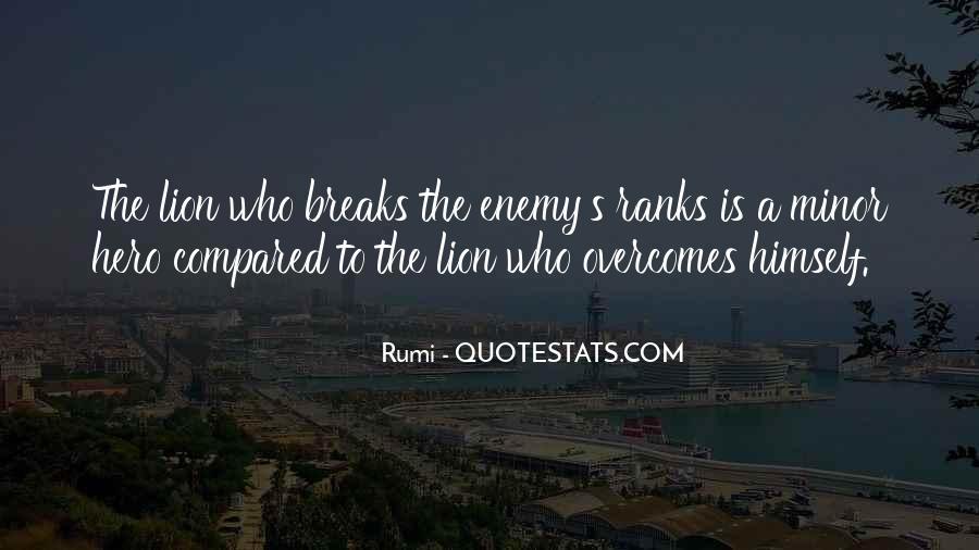Rumi's Quotes #225473