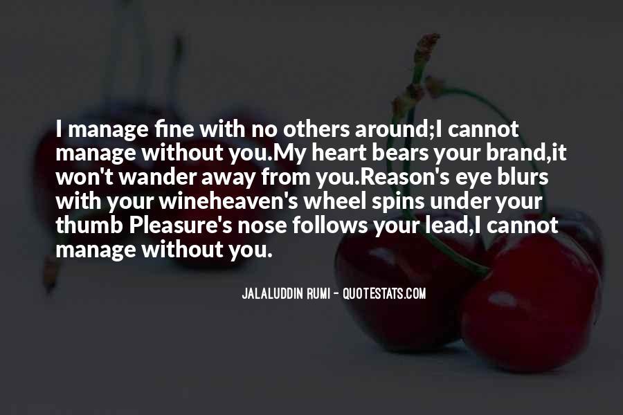 Rumi's Quotes #227605