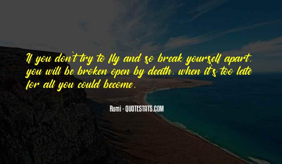 Rumi's Quotes #267348