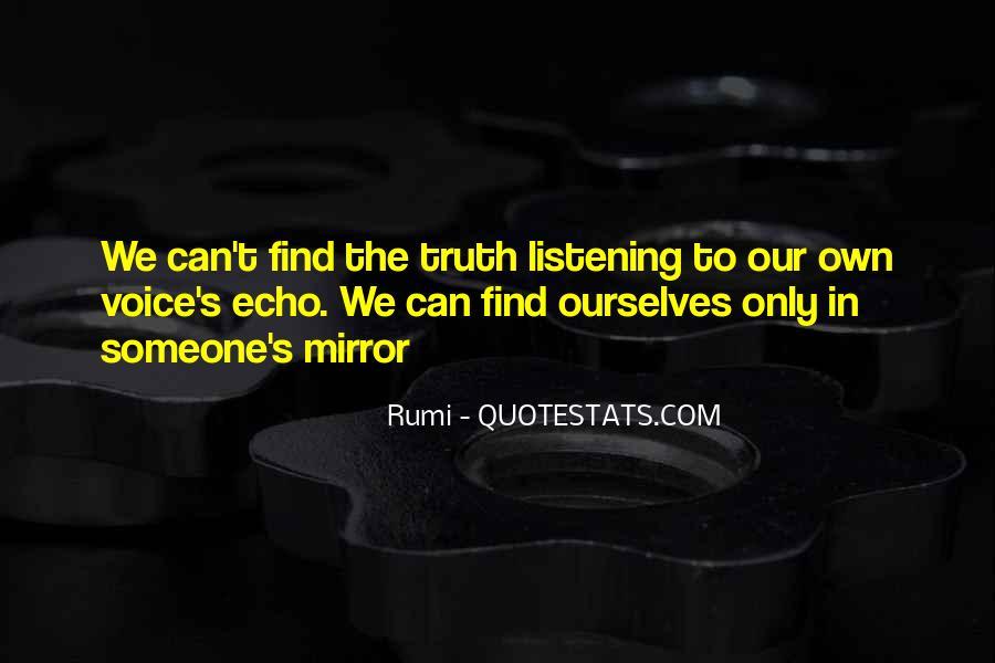 Rumi's Quotes #275898