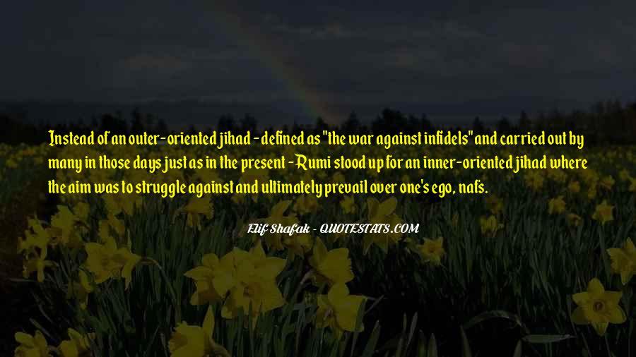 Rumi's Quotes #303524