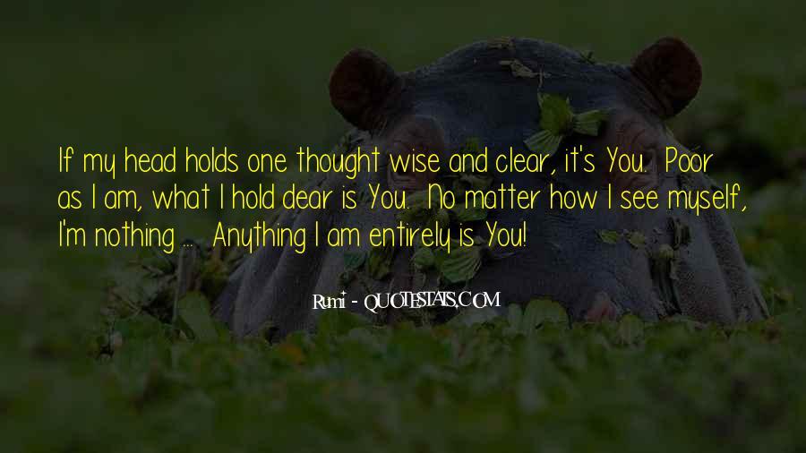 Rumi's Quotes #382008