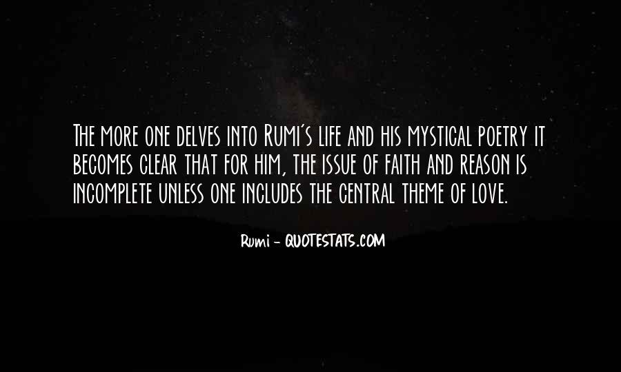 Rumi's Quotes #496477