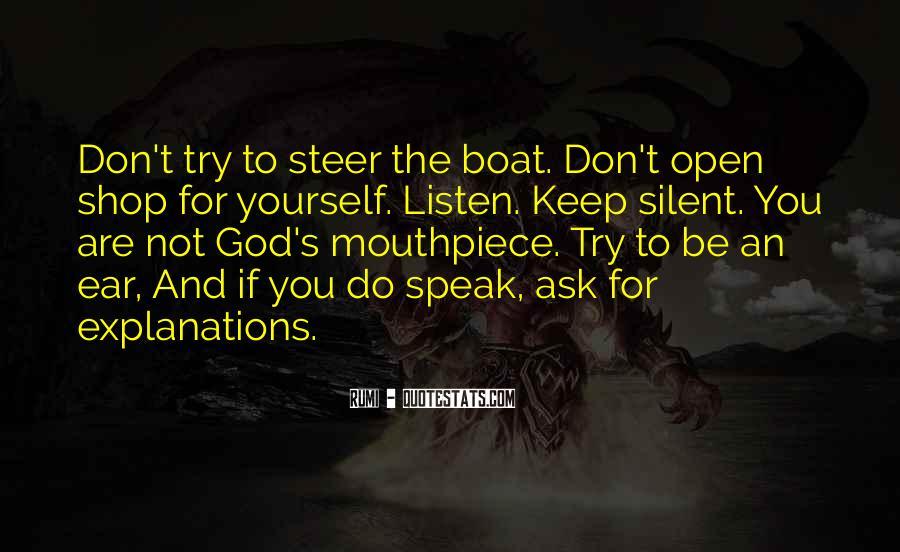 Rumi's Quotes #564704
