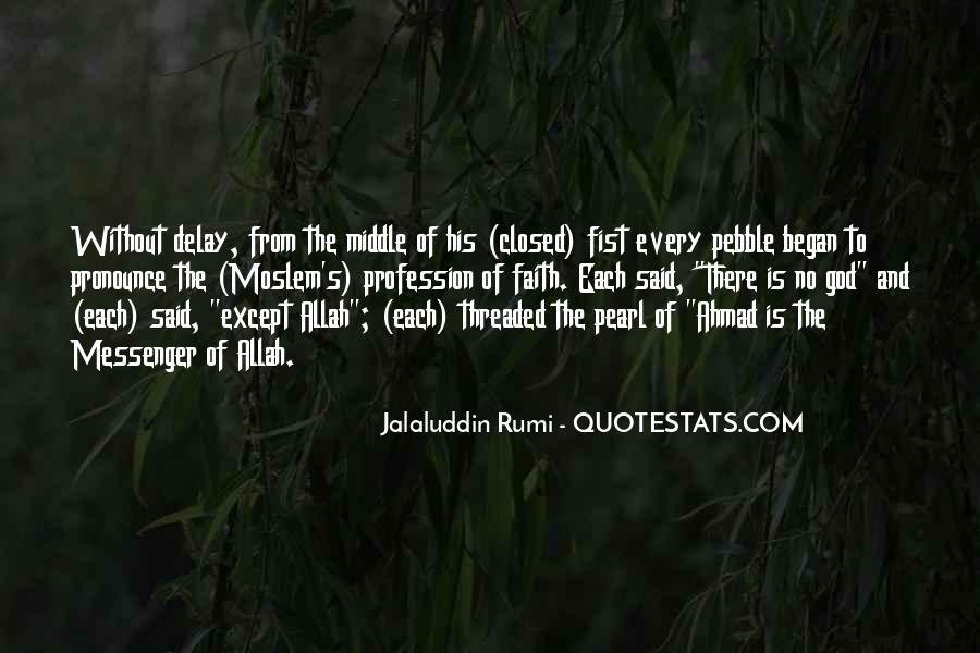 Rumi's Quotes #570535
