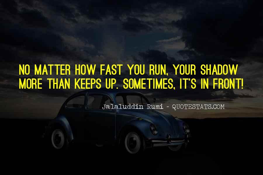 Rumi's Quotes #640710