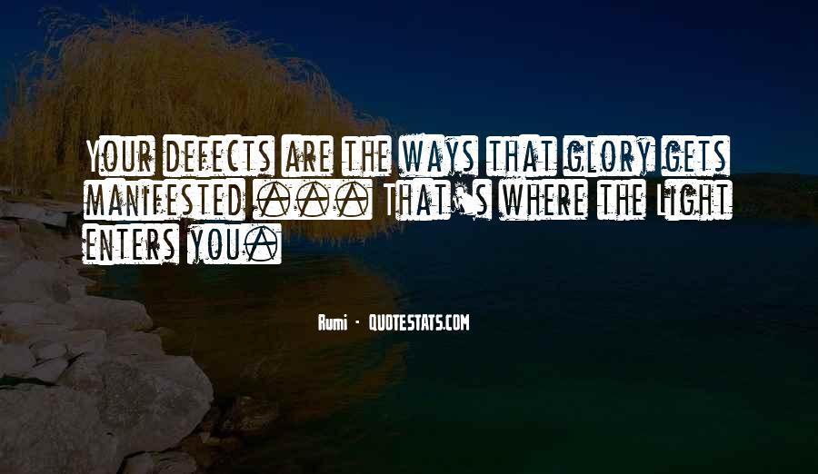 Rumi's Quotes #708481