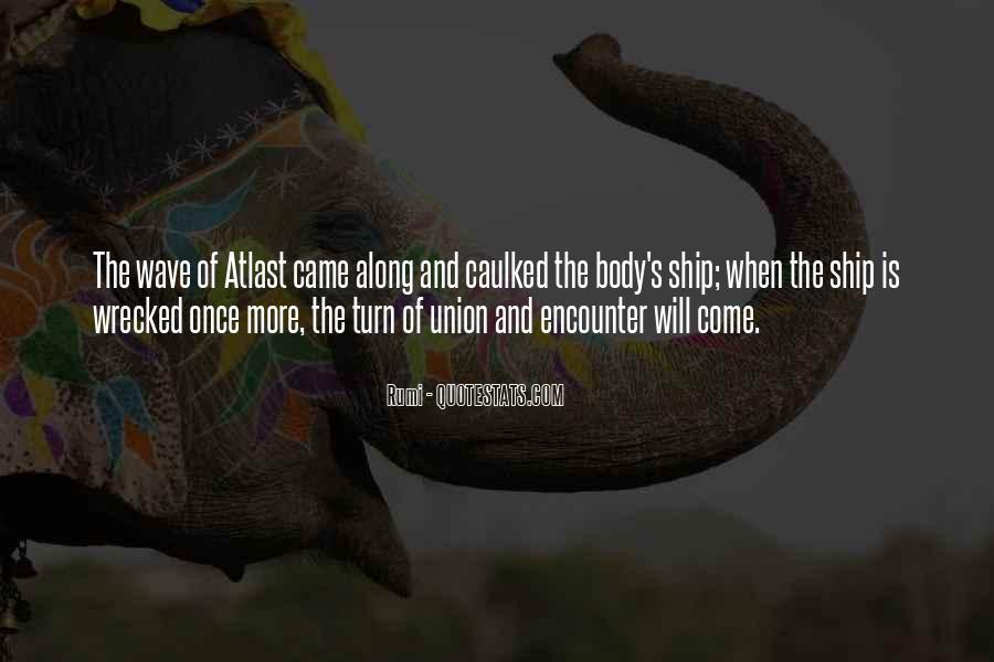 Rumi's Quotes #715075