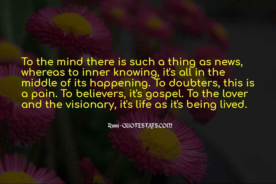 Rumi's Quotes #780116