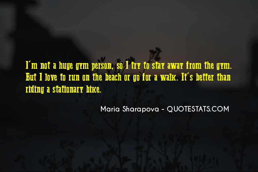 Run Away Love Quotes #159280
