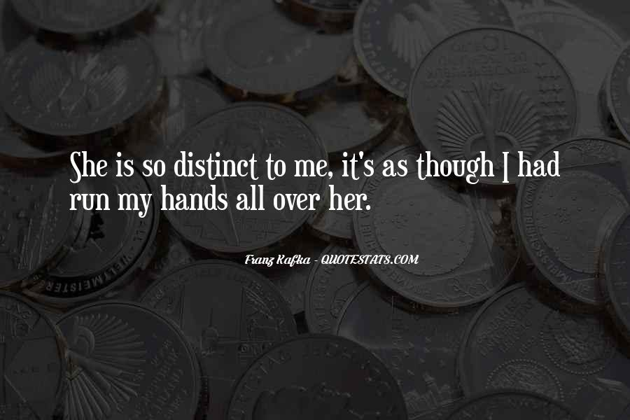 Run Over Me Quotes #1650187