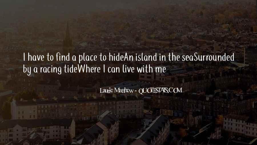 Runaway Child Quotes #356217