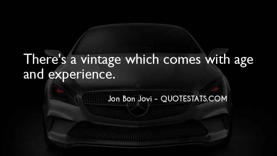 Quotes About Jon Bon Jovi #1169497