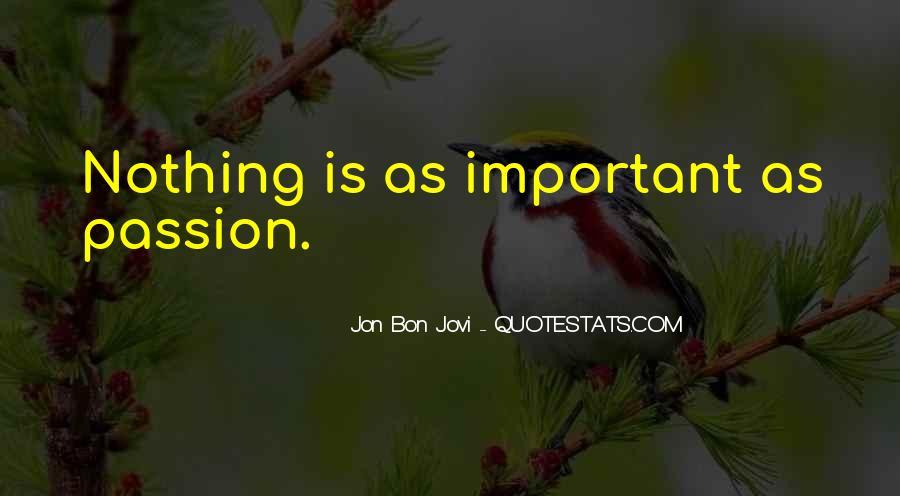 Quotes About Jon Bon Jovi #1393714