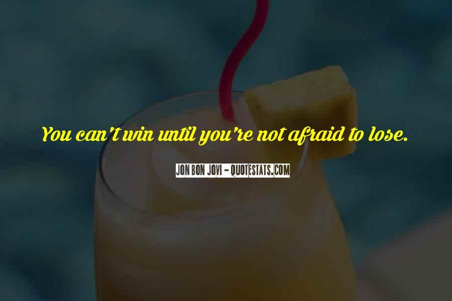 Quotes About Jon Bon Jovi #1421554