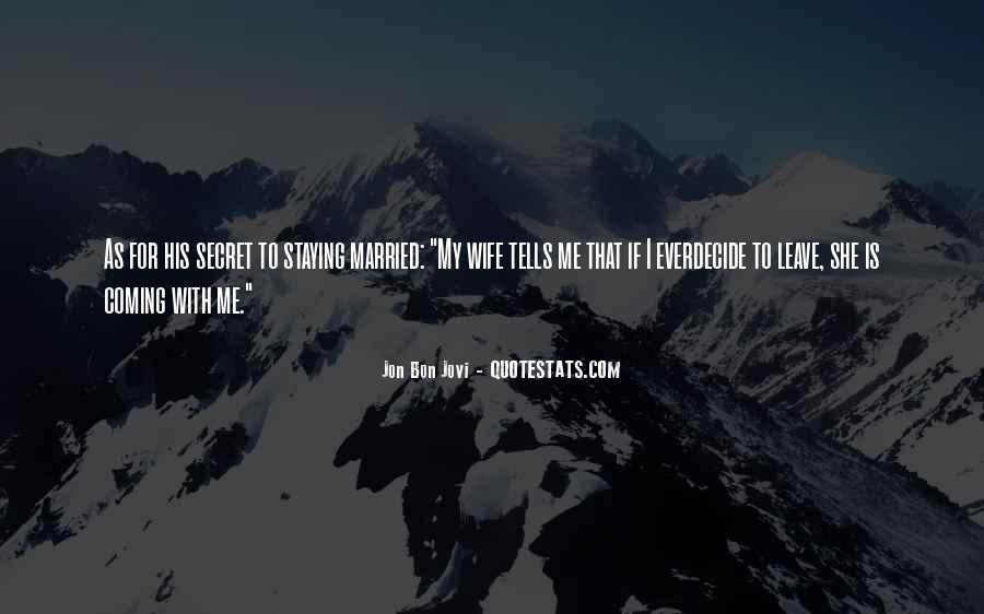 Quotes About Jon Bon Jovi #1453467