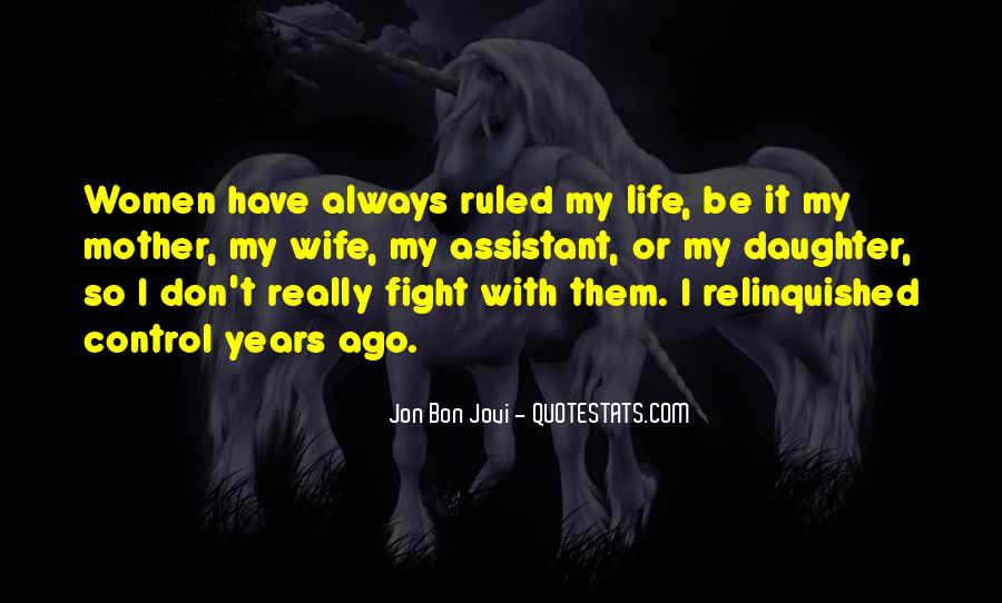 Quotes About Jon Bon Jovi #1521238