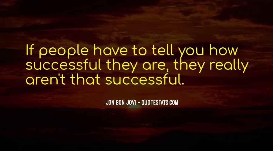 Quotes About Jon Bon Jovi #215996