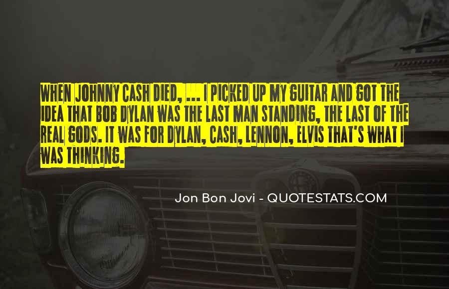 Quotes About Jon Bon Jovi #309444