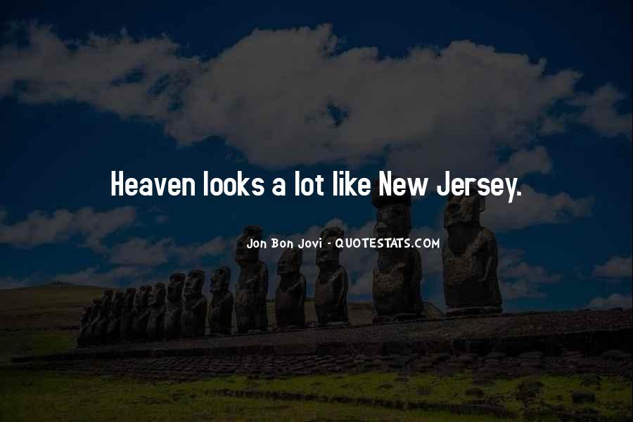 Quotes About Jon Bon Jovi #356379