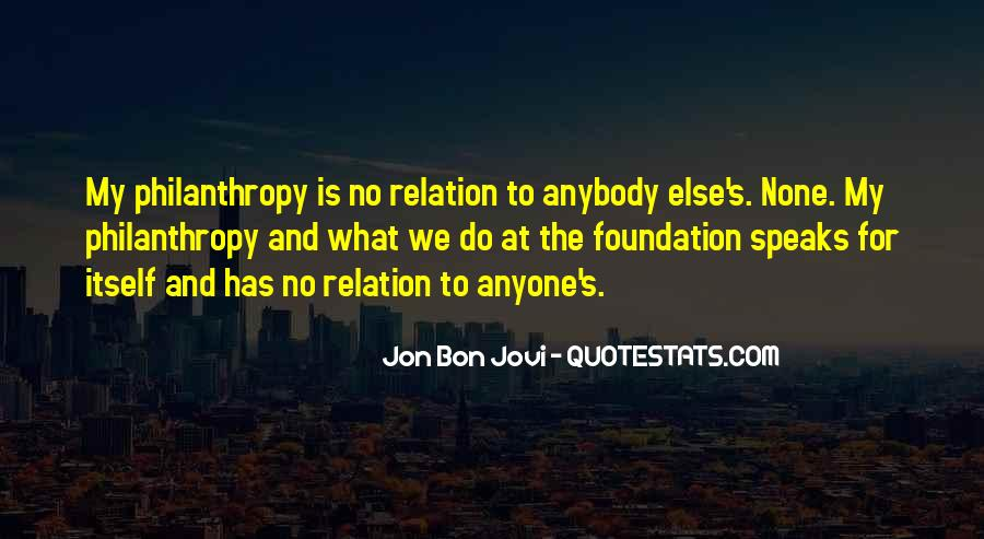 Quotes About Jon Bon Jovi #426318