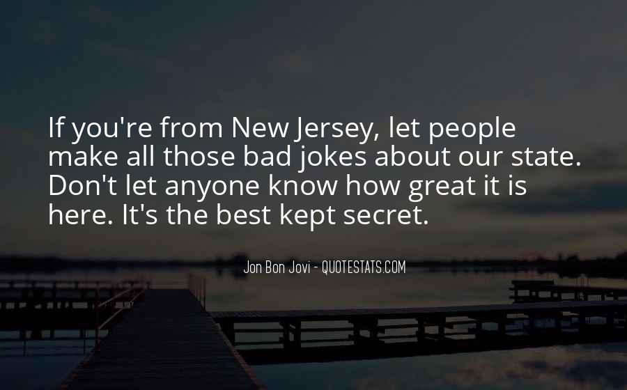 Quotes About Jon Bon Jovi #488957