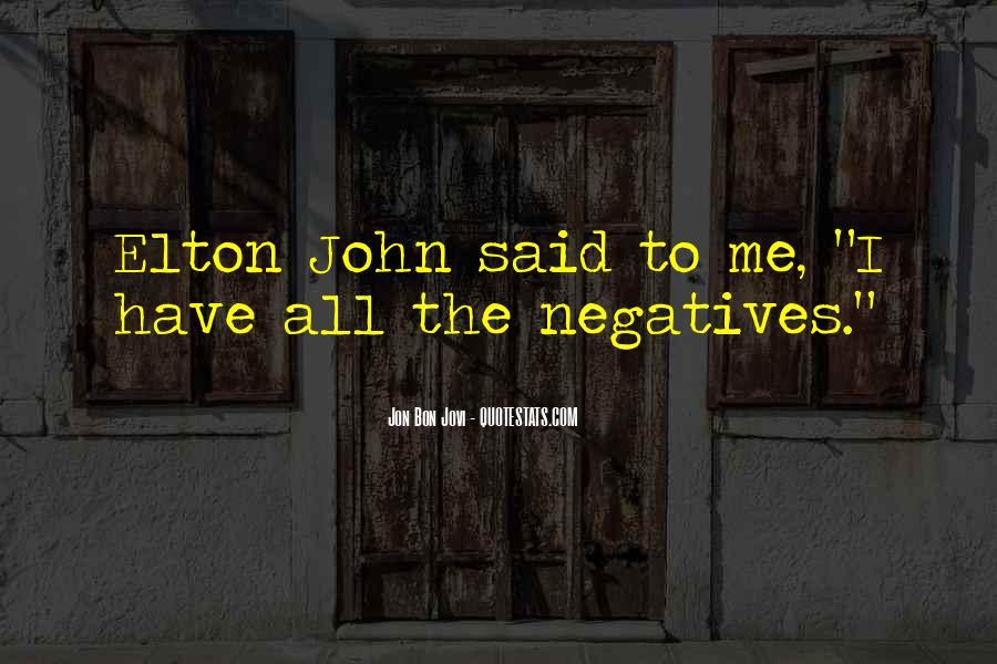 Quotes About Jon Bon Jovi #667354