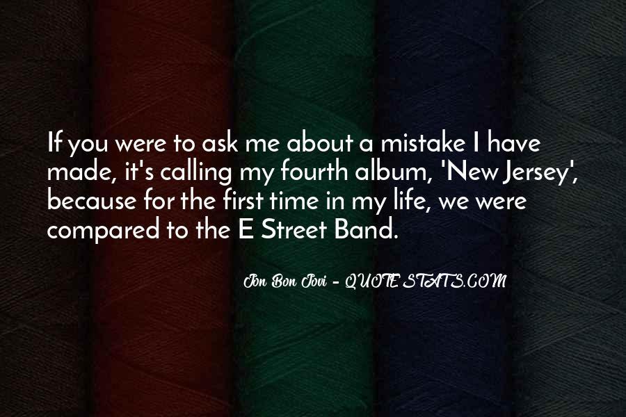 Quotes About Jon Bon Jovi #680487