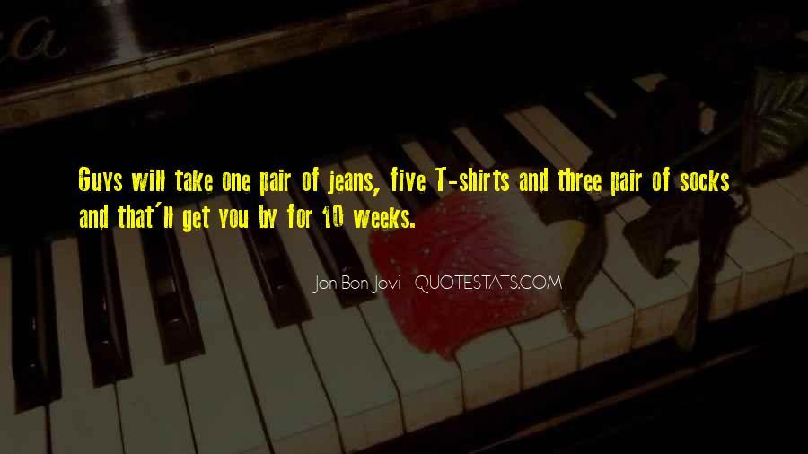 Quotes About Jon Bon Jovi #849258