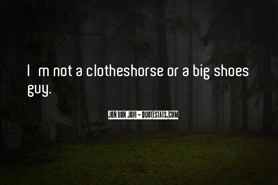 Quotes About Jon Bon Jovi #890381