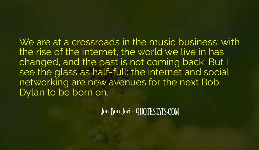 Quotes About Jon Bon Jovi #91150