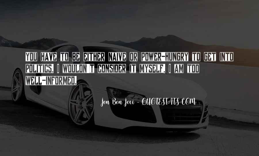Quotes About Jon Bon Jovi #993685