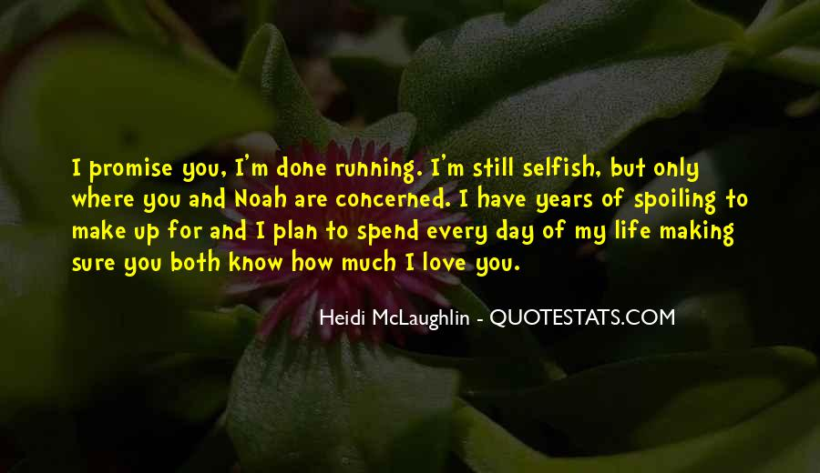 Running For My Life Quotes #1215005