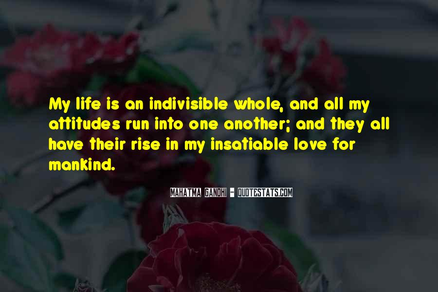 Running For My Life Quotes #1244475