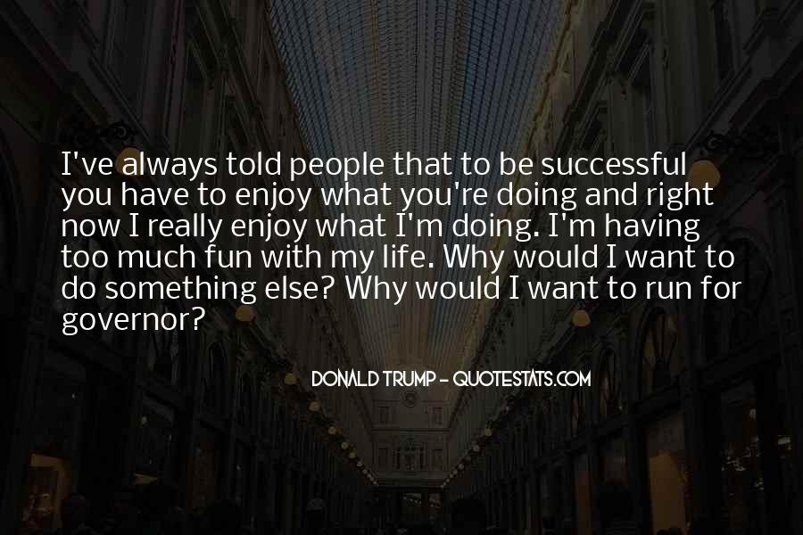Running For My Life Quotes #486370