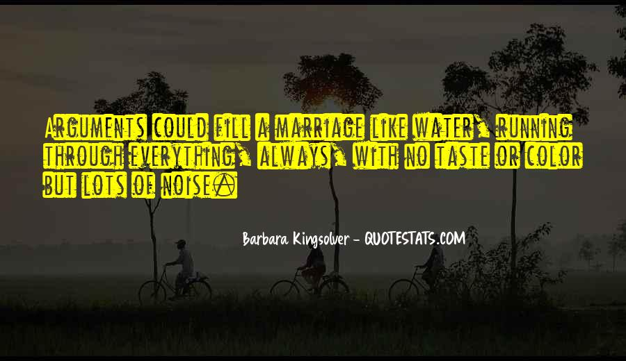 Running Out Of Water Quotes #153042