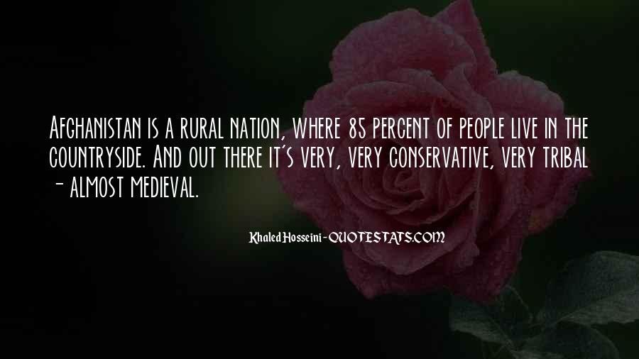 Rural Countryside Quotes #92567