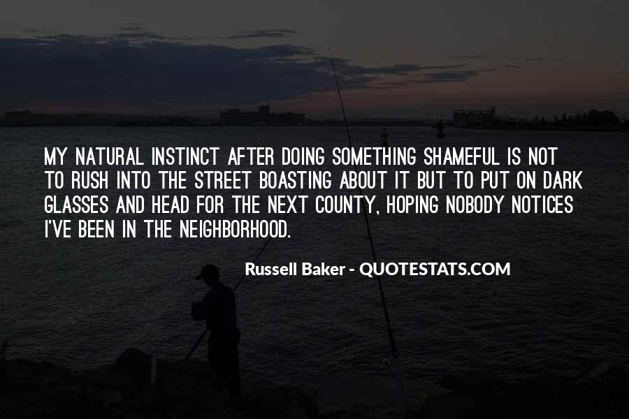 Rush Too Far Quotes #16680