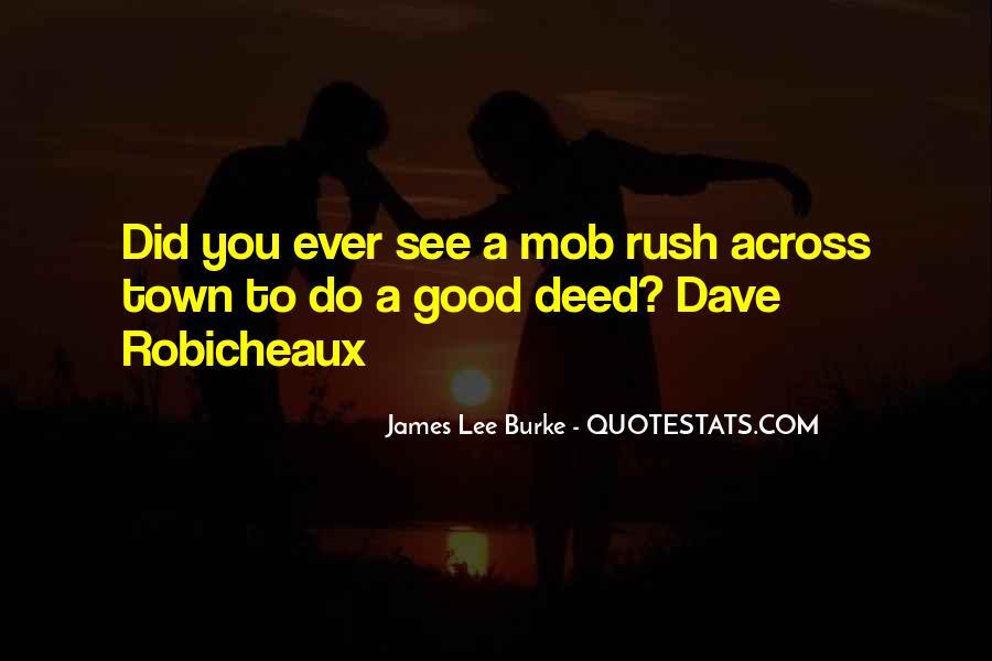 Rush Too Far Quotes #5417