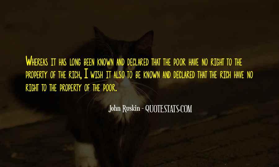 Ruskin John Quotes #105671