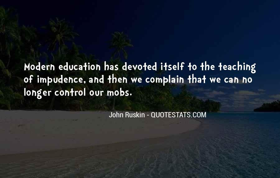Ruskin John Quotes #60646