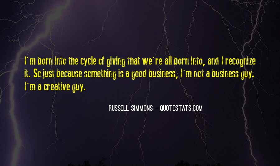 Russell Simmons Business Quotes #511519